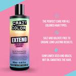 Crazy Color Extend Colour Extending Shampoo 250ml