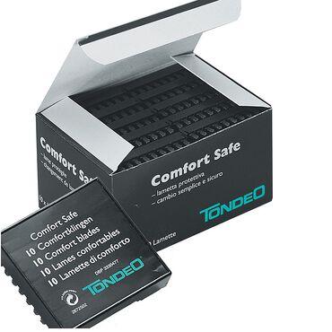 Tondeo Comfort Cut Razor Blades 10 Pack