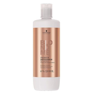 Schwarzkopf Professional BlondMe Premium Developer 6% 20 Vol 1 Litre