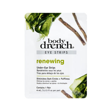 Body Drench Renewing Eye Strips 1 Pair, 4ml