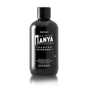 Kemon Hair Manya Hair & Body Shampoo 250ml