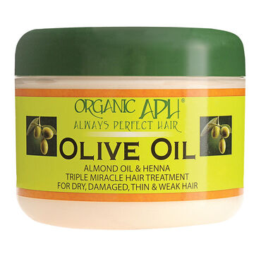 Organic APH Olive Oil, Almond Oil and Henna Treatment 500ml