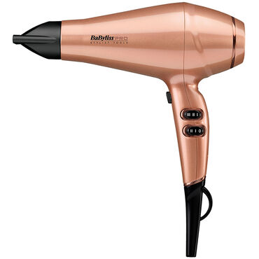BaByliss PRO BAB6395CU Keratin Lustre Dryer Rose Gold