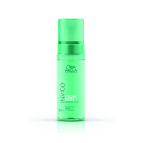 Wella Professionals Invigo Volume Boost Bodifying Hair Foam 150ml