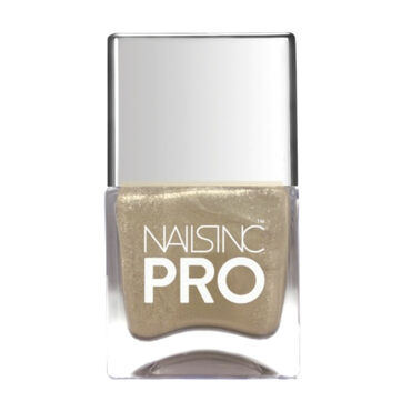 Nails Inc Pro Chrome Gel Effect Polish - Gang Up 14ml