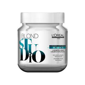 L'Oréal Professionnel Blond Studio Ammonia Free Multi Technique Bleach 500g