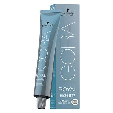 Schwarzkopf Professional Igora Royal High Lift Permanent Hair Colour - 12-11 Special Blonde Cendre Extra 60ml