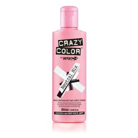 Crazy Color Neutral Mix Semi Permanent Hair Colour 250ml