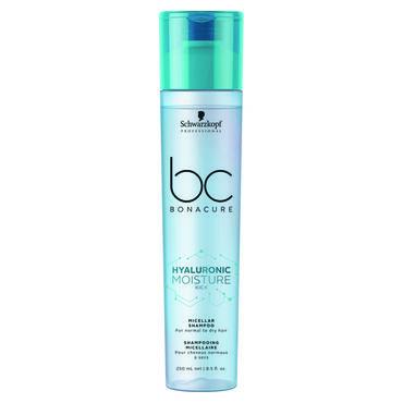 Schwarzkopf Professional Bonacure Hyaluronic Moisture Kick Micellar Shampoo 250ml