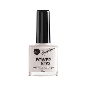ASP Power Stay Professional Nail Lacquer Footsteps in the Snow 9ml