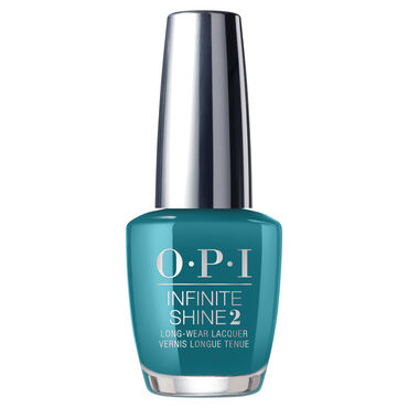 OPI Grease Collection Infinite Nail Shine Teal Me More, Teal Me More 15ml