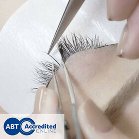Online Individual Eyelash Extensions Course (including kit)