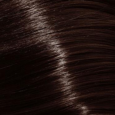 Silky Coloration Permanent Hair Colour - 6.35 Dark Golden Mahogany Blonde