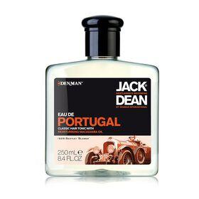 Jack Dean Eau De Portugal Classic Hair Tonic 250ml