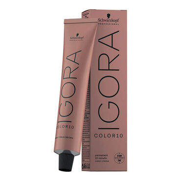 Schwarzkopf Professional Igora Color 10 Permanent Hair Colour - 8-0 Light Blonde Natural 60ml