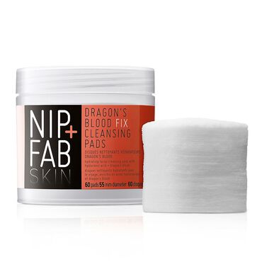 NIP+FAB Dragons Blood Fix Pads 50ml