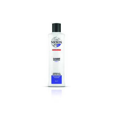 Wella Professionals Nioxin System 6 Cleanser Shampoo 300ml
