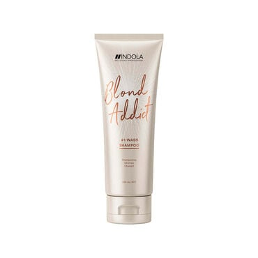 Indola Blond Addict Shampoo, 250ml