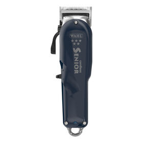 Wahl Cordless Senior Hair Clipper Silver Midnight Blue - 8504-830