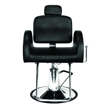 S-PRO Finchley Barber's Chair Black