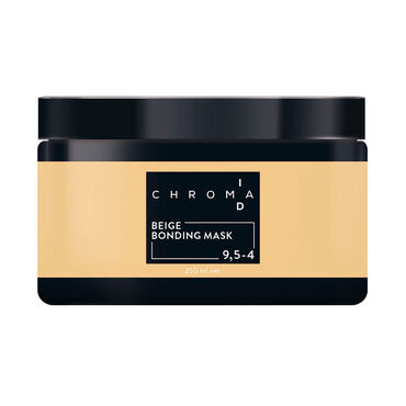 Schwarzkopf Professional Chroma ID Bonding Color Mask - 9.5-4 Beige 250ml