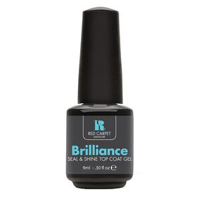 Red Carpet Manicure Brilliance Seal & Shine Top Coat Gel 9ml