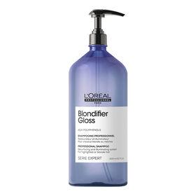 L'Oréal Professionnel Serie Expert Blondifier Gloss Professional Shampoo 1500ml