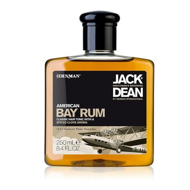 Jack Dean Bay Rum Classic Hair Tonic 250ml