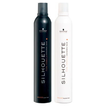 Schwarzkopf Professional Silhouette Flexible Hold Mousse 500ml
