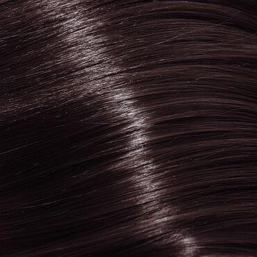 Silky Coloration Permanent Hair Colour - 55.20 Light Intense Violet Brown