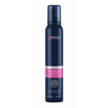 Indola Color Style Mousse - Medium Blonde 200ml