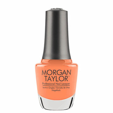 Morgan Taylor Long-lasting, DBP Free Nail Lacquer - Don't Worry, Be Brilliant 15ml