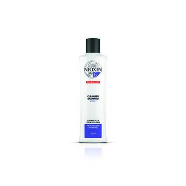 Wella Professionals Nioxin System 6 Cleanser 300ml