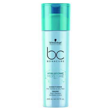 Schwarzkopf Professional Bonacure Hyaluronic Moisture Kick Conditioner 200ml