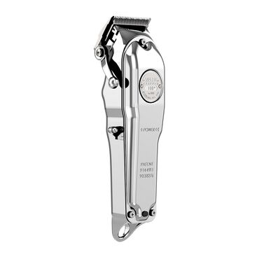 Wahl 100 Year Anniversary Cordless Clipper Silver 81919-017