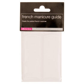 Salon Services French Manicure Guide Pack of 10