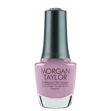Morgan Taylor The Color Of Petals Collection - Gardenia My Heart Nail Lacquer 15ml