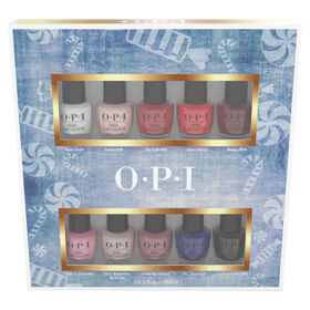 OPI The Nutcracker Collection Mini 10 Lacquer Pack 10 x 3.75ml