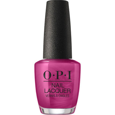 OPI Scotland Collection Nail Lacquer Clash of the Tartans 15ml