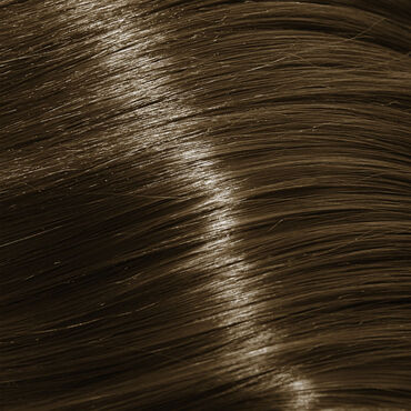 Hairtensity Weft Full Head Synthetic Hair Extension 18 Inch - Medium Brown