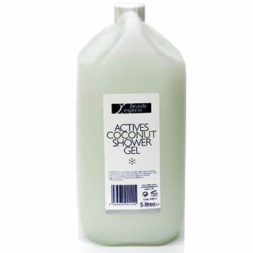 Beauty Express Coconut Shower Gel 5l
