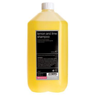 Salon Services Shampoo Lemon & Lime 5l