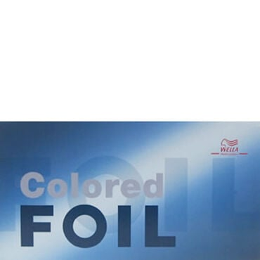 Wella Professionals Foil Refill Red/Blue/Green/Gold 12cm Wide 50m Roll