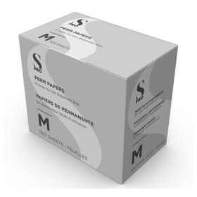 S-PRO Perm Papers Medium, 500 Sheets