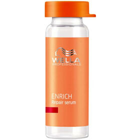 Wella Professionals Enrich Repair Serum for Damaged Hair Pack of 8 10ml