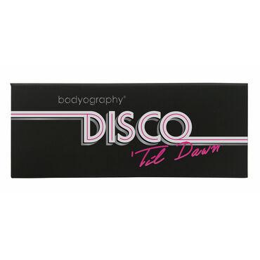 Bodyography Disco 'Til Dawn Palette 10.2g