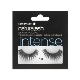 Salon System Naturalash Strip Lashes Intense 145