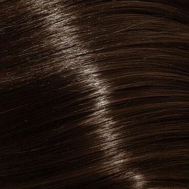 Indola Profession Caring Color Permanent Hair Colour - 6.84 Dark Blonde Chocolate Copper 60ml