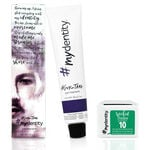 #mydentity Permanent Hair Colour Wicked Shadow 10 58g