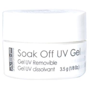 ASP Soak Off Gel - White 3.5g